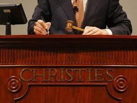 Продажи Christie's рухнули на четверть