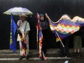 Жертвами проливных дождей на северо-востоке Бразилии стали 20 человек