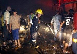 При взрыве на рынке в Ираке погибли до 60 человек