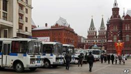 Власти Москвы: насилия на Болотной не будет