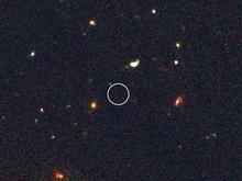 Астрономы обнаружили необычную галактику