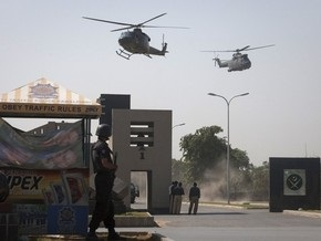Пакистанские военные начали операцию по освобождению заложников