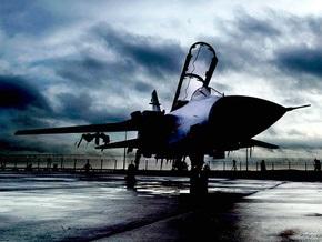 В Шотландии разбился истребитель британских ВВС