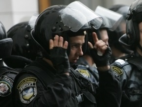 Инцидент в Крыму: действия Беркута признаны правильными