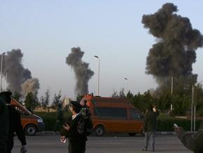 Израиль бомбардировал границу Египта и сектора Газа