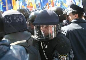 Ъ: Киевские власти просят суд запретить акции оппозиции в День Независимости
