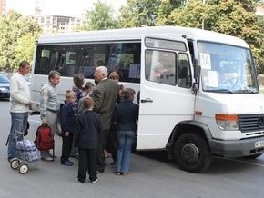 В Запорожье пассажиры избили водителя маршрутки