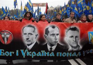 Исполнительная служба не нашла у Симоненко имущества для взыскания 14,5 грн в пользу детей Шухевича