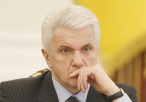 Литвин заявил, что Украина должна воспользоваться председательством Польши в Совете ЕС