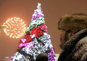 Киевская мэрия начала подготовку к новогодним праздникам
