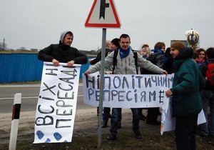 Завтра журналисты поедут к резиденции Януковича