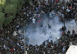 МИД Украины рекомендует не ехать в Тунис