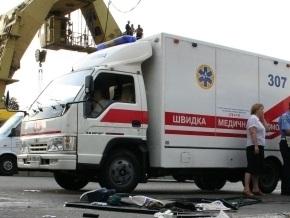 Водитель автомобиля, в котором погиб сын Герман, попал в больницу