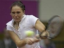 Теннис: Катерина Бондаренко побеждает в украинской дуэли
