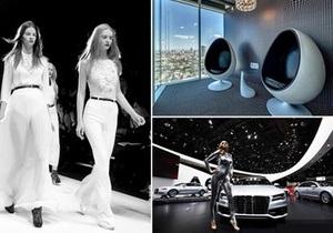 Корреспондент.net запустил обновленный раздел Lifestyle&Fashion