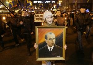 Волынский губернатор отказался выделять из бюджета деньги на памятник Бандере
