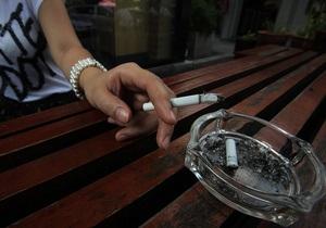 Регионал предлагает разрешить курение в кафе и ресторанах