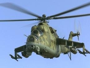 В Польше разбился военный вертолет