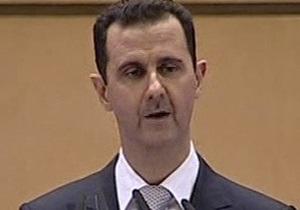Сирийская оппозиция сообщила местонахождение Асада