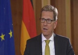 Глава МИД ФРГ о  германо-французском моторе  Европы