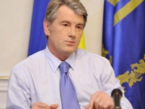 Ющенко: Мы спасли свой язык и создали великую европейскую литературу