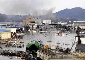 В Японии произошло еще одно мощное землетрясение