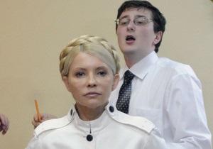 Тимошенко не исключает своего ареста