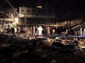 Взрыв в Пешаваре: количество жертв возросло до 11, ранены 46 человек