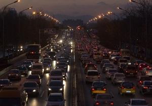 В Киеве почти вдвое выросло число автомобилей с иностранными номерами