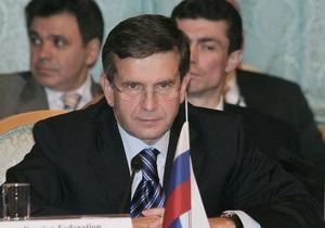 МИД Украины получил ноту о прибытии Зурабова