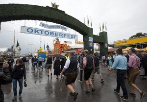 Сегодня в Мюнхене начинается Октоберфест