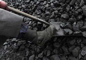 Украина в этом году увеличила добычу угля почти на три процента