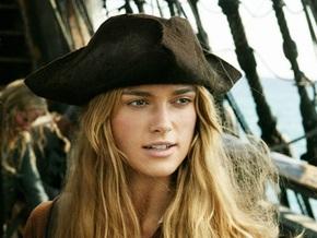 Кира Найтли отказалась от Пиратов Карибского моря