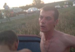 Уволен харьковский гаишник, попавший в ДТП в нетрезвом состоянии