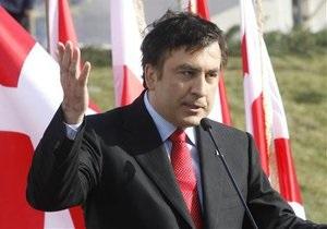 Саакашвили: Россия создает благоприятные условия для контрабанды урана на Кавказ