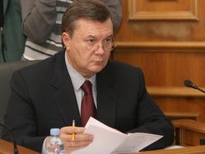 Янукович призвал ЕС не нарушать права украинцев при оформлении виз