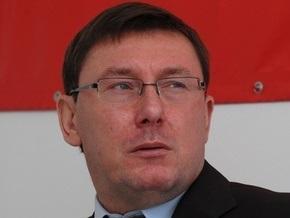 Луценко: Виновные в разграблении банковской системы Украины должны быть в тюрьме