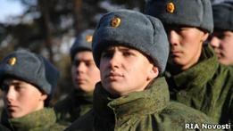 Минобороны России отчиталось о рекордно низком призыве