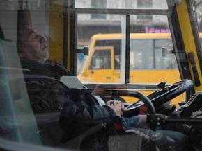 В Киеве частные маршрутки будут контролировать с помощью GPS
