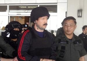 Жена Бута: Американские агенты сказали мужу, что Россия отправила за ним киллеров