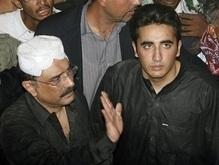 Сын Беназир Бхутто возглавил ее партию