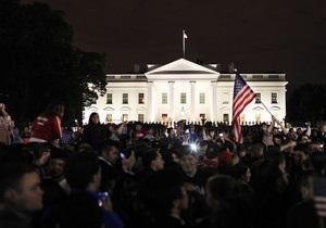 Фотогалерея: Америка ликует. Фоторепортаж с улиц Нью-Йорка и Вашингтона