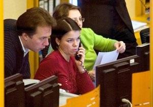 Участники фондовых торгов начали неделю покупками