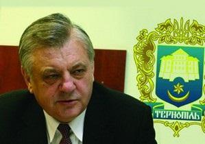 Тернопольский губернатор прокомментировал информацию о своей причастности к ДТП
