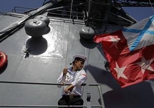 Свобода: Украина выводит из Севастополя штаб ВМС. ЧФ РФ получит монополию