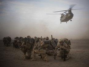 Войска НАТО уничтожили в Афганистане 30 боевиков Талибана