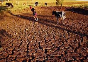 Экологи: Глобальное потепление не прекратится еще тысячу лет