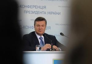 ЕНП: Янукович и правительство провалили тест на демократичность