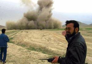 В результате авиаудара французских военных погибли четверо мирных афганцев