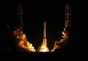 Российская ракета-носитель с американским спутником стартовала с Байконура